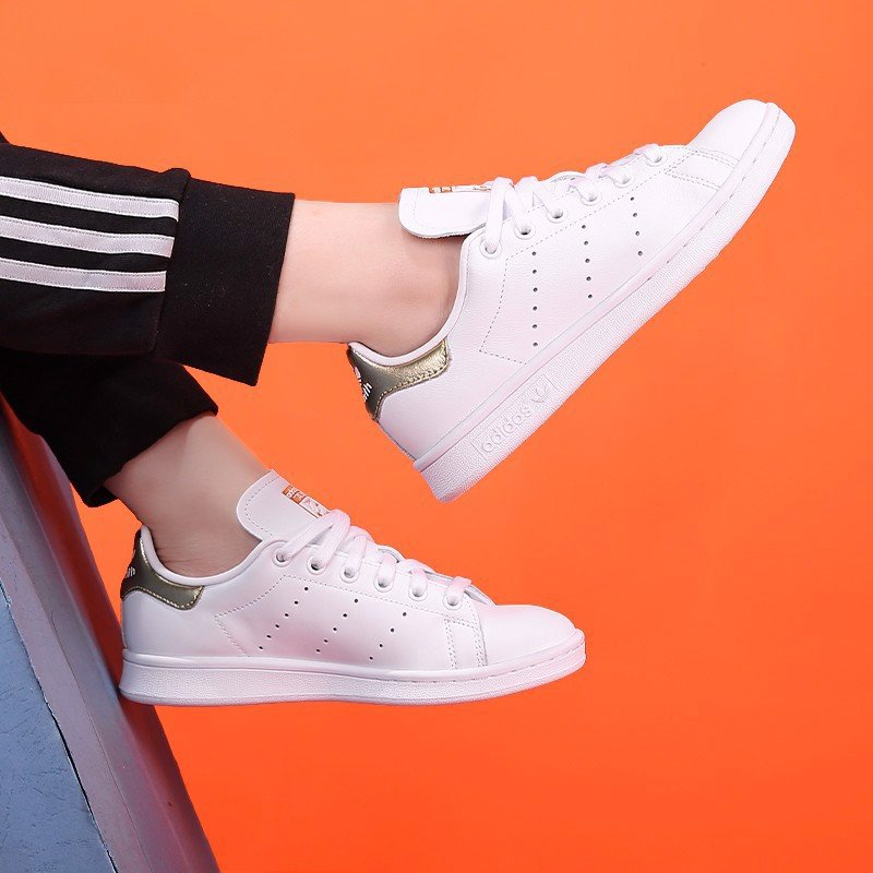 Adidas Stan Smith 'Metallic Heel' EE8836