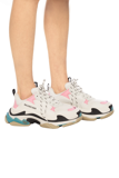 Giày Balenciaga Triple S Trainer White Pink 524039 W09OM 9054