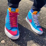 Giày Nike New Blazer Mid SB Edge 'Hack Pack' CI3833-400