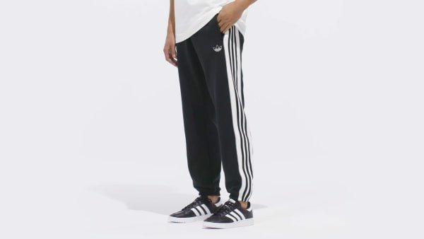 Quần Adidas 3 Stripes Panel Joggers Black ED6255