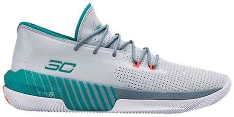 Under Armour Curry 3Zer0 3 'Halo Gray' 3022048-101