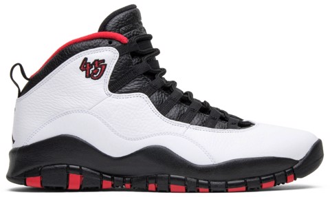 giay nike air jordan 10 retro chicago 2012 310805 100