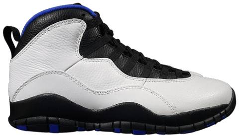 giay nike air jordan 10 retro gs orlando 310806 108