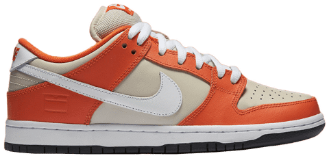 Nike SB Dunk Low 'Orange Box'  313170-811