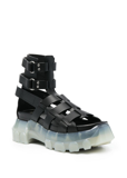 Rick Owens Leather Sandals RP21S3885
