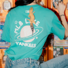 Áo MLB Like Planet T Shirts New York Yankees 31TSP3131-50T