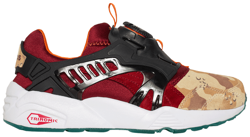 Puma x Titolo x Atmos Disc Blaze 'Dusk of the Desert' 363063-01