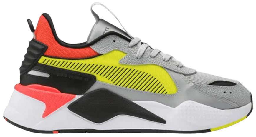 Puma RS-X Hard drive Grey 'Yellow Red' 369818-01