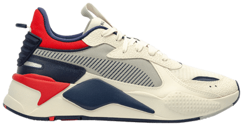 PUMA RS-X Hard Drive 'White Peacoat Red'  369818-03