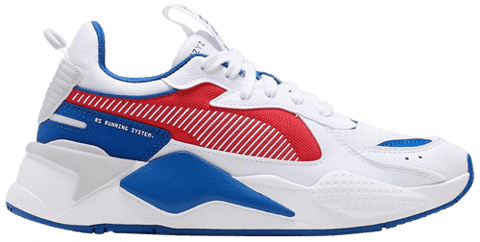 Puma RS-X Hard Drive 'White Risk Red Blue' 370644-03