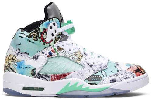 Nike Air Jordan 5 Retro 'Wings' AV2405-900