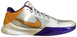 Giày Nike Zoom Kobe 5 Lakers Home 386429-102