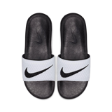 Nike Benassi Solarsoft Slide White 705474-100