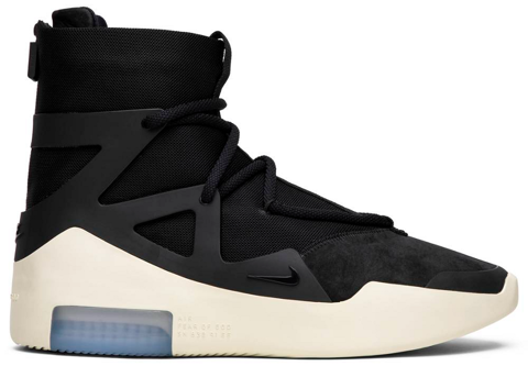 giay nike air fear of god 1 black ar4237 001