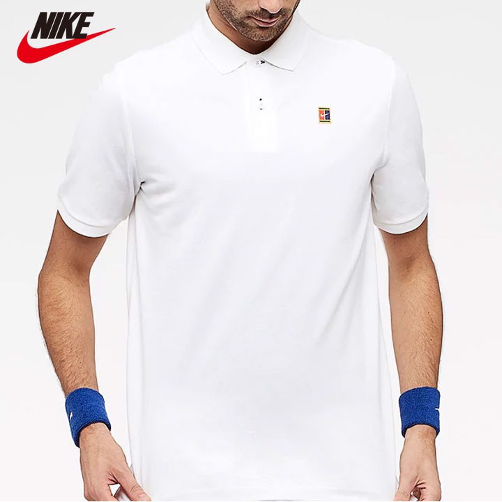 Áo Nike Polo Tennis White 943443-100