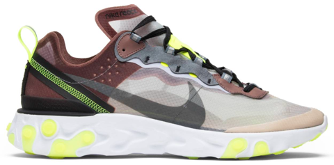 giay nike react element 87 desert sand aq1090 002