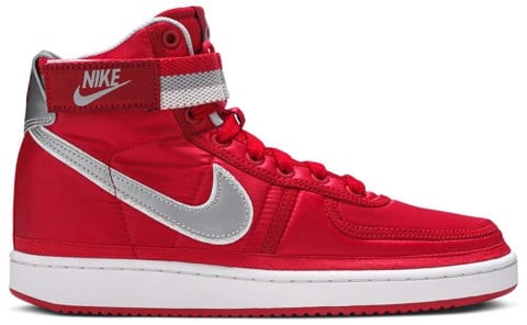 Nike Vandal High Supreme 'University Red Metallic' AH8652-600