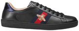 Gucci Ace Embroidered 'Black Bee' 429446 02JP0 1284