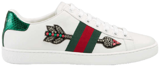 Gucci Wmns Ace Embroidered 'Arrow'  454551 A38G0 9064