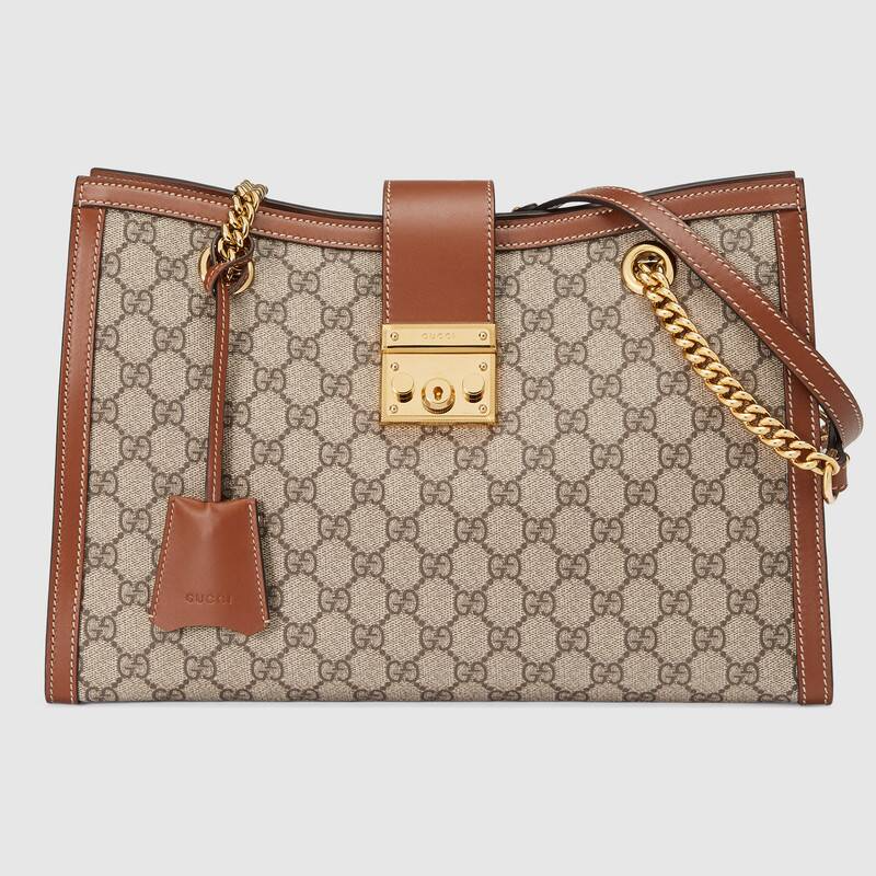 Túi Gucci Padlock Medium GG Shoulder Bag 479197 KHNKG 8534