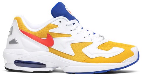 Nike Air Max 2 Light 'University Gold' AO1741-700