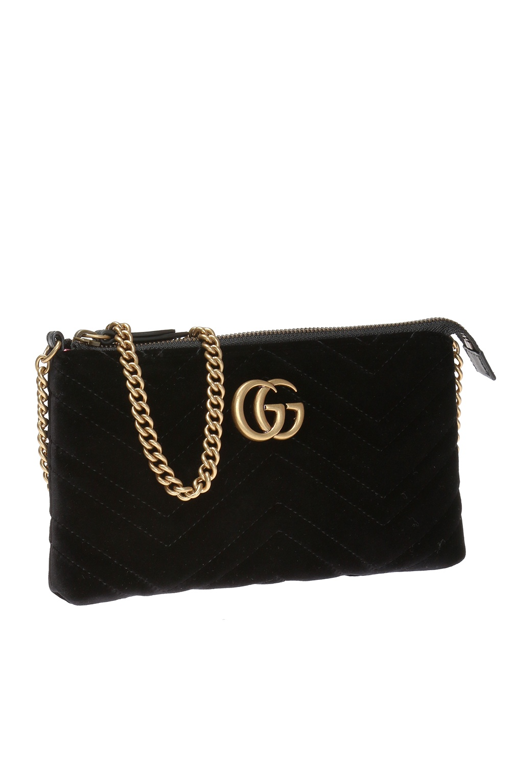 Túi Gucci GG Marmont Shoulder Bag Black 443447 9QIDT 1000