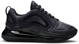 Giày Nike Air Max 720 GS 'Total Eclipse' AQ3196 001
