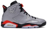 Nike Jordan 6 Retro 'Reflections of a Champion' 3M CI4072-001