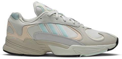 giay adidas yung 1 off white mint cg7118