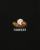 Áo MLB Play Pique Shirts New York Yankees 31TSQ1131-50L