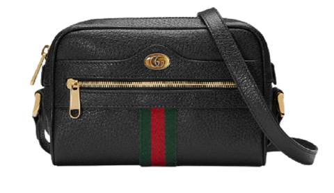 tui gucci leather ophidia mini bag black 517350 dj2dg 1060