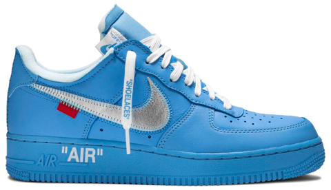 giay nike off white x air force 1 low 07 mca ci1173 400