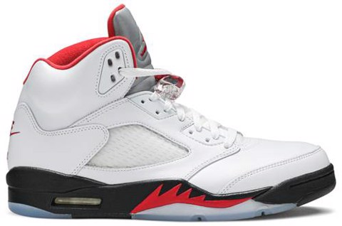 Nike Air Jordan 5 Retro 'Fire Red' 2020 DA1911-102