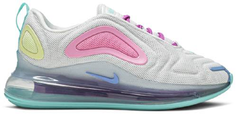 giay nike wmns air max 720 aqua powder ar9293 102
