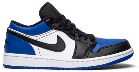 Nike Air Jordan 1 Low 'Royal Toe'