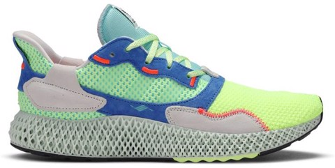 Adidas ZX 4000 4D 'Easy Mint' EF9623