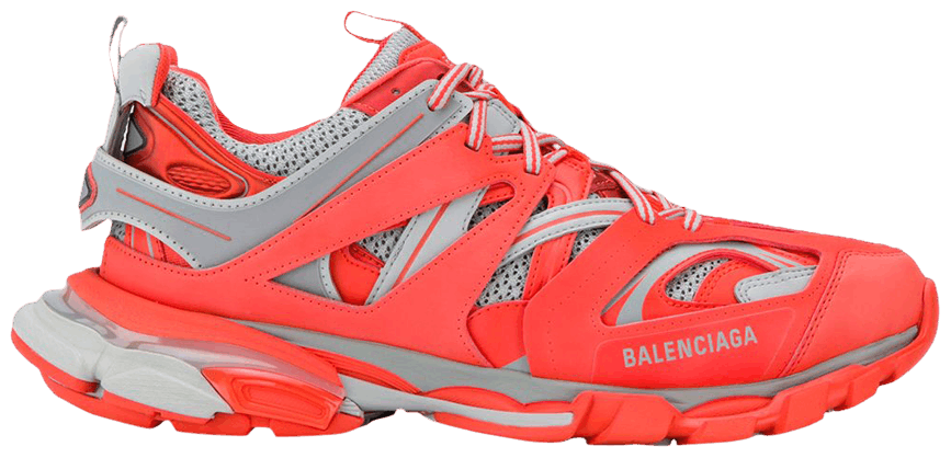 Giày Balenciaga Track Trainer Orange Slate Grey 542023-W1GB8-7583