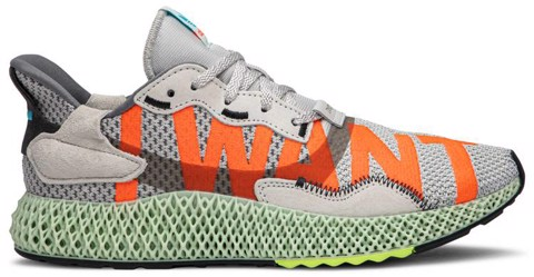Adidas ZX 4000 4D 'I Want, I Can' EF9624