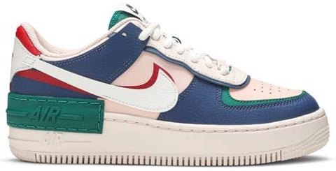 Nike Air Force 1 Shadow 'Mystic Navy' CI0919-400