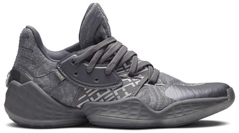 Adidas Harden Vol. 4 'Grey' EH2412