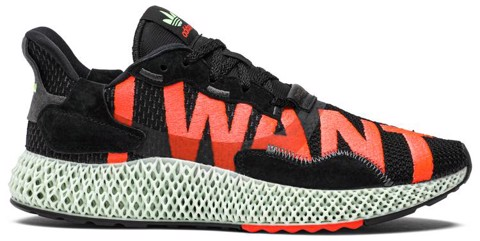 Adidas ZX 4000 4D 'I Want, I Can' EF9625