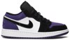 Nike Air Jordan 1 Low Court Purple GS 553560-125