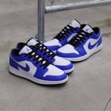Nike Air Jordan 1 Low Game Royal 553558-124