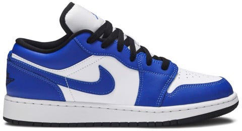Nike Air Jordan 1 Low GS 'Game Royal'  553560-124
