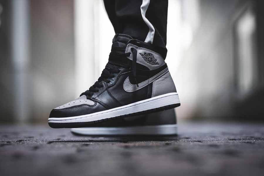Nike Air Jordan 1 Retro High OG 'Shadow 2.0' 555088-035