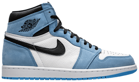 Nike Air Jordan 1 Retro High OG University Blue 555088-134