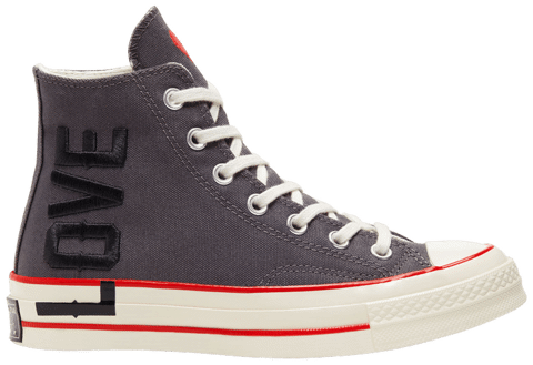 converse wmns chuck 70 high love fearlessly 567153c