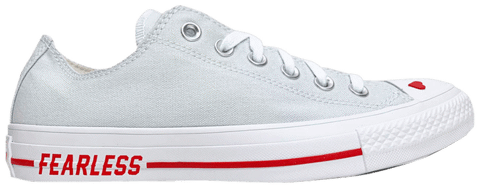 Converse Wmns Chuck Taylor All Star Low 'Love Fearlessly' 567157F
