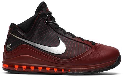 Nike Air Max LeBron 7 Retro QS 'Christmas' 2019 CU5133-600