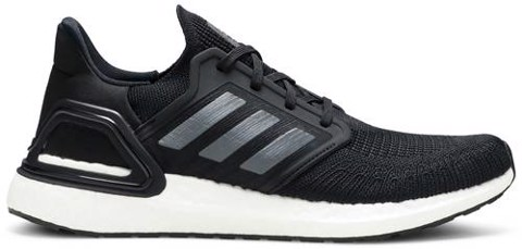Adidas UltraBoost 20 'Core Black' EF1043
